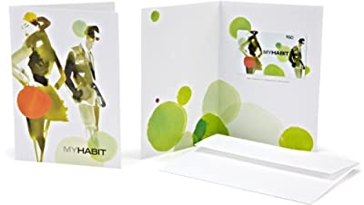 MYHABIT Gift Cards - Free One-Day Shipping
