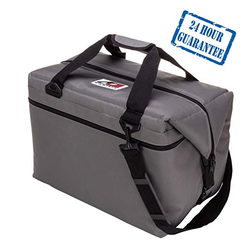 - AO Coolers Original Soft Cooler with High-Density Insulation, Charcoal, 36-Can