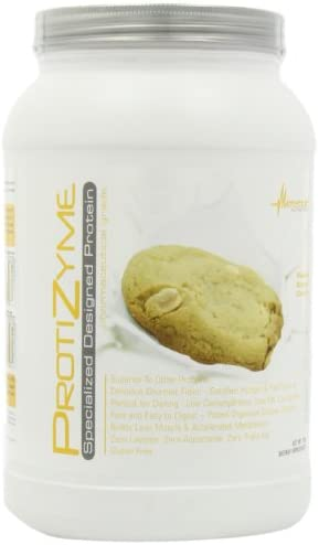 Metabolic Nutrition Protizyme, Peanut Butter Cookie, 2 Pound