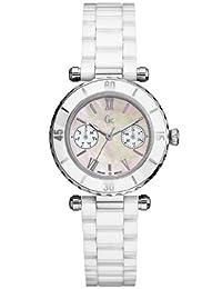 Guess I35003L1 34 Ceramic Case White Ceramic Mineral Women's Watch
