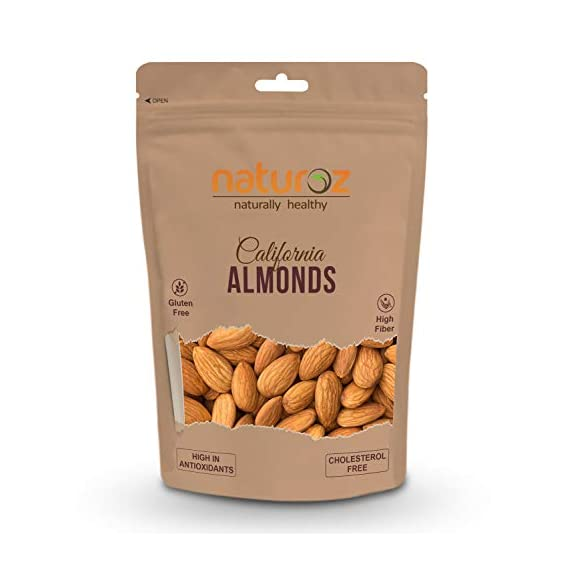Naturoz California Almonds 200g