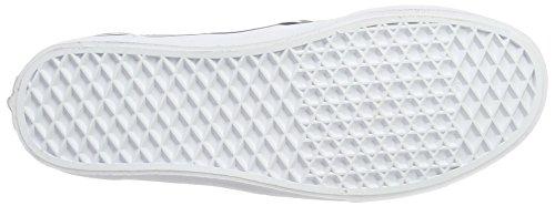Homme Baskets leather Seasonal Atwood Vans Bleu qvxtFCP