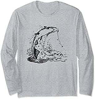 Best Gift Funny Fishing fly fishing bass fishing deep sea fishing gift Long Sleeve  Need Funny TShirt