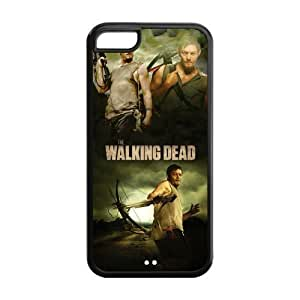 Daryl Dixon Solid Rubber Customized Cover Case for iPhone 5c 5c-linda734