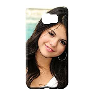 samsung galaxy s6 Impact Eco-friendly Packaging Protective Stylish Cases mobile phone carrying shells selena gomez 109
