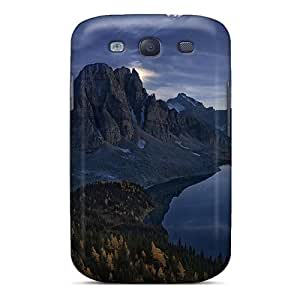 New Arrival Case Specially Design For Galaxy S3 (starry Night At Mountains)