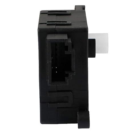 YCT HVAC Air Door Actuator 604-006 F04058 5143192AA Fits Jeep Commander 2006-2010 Grand Cherokee 2005-2010 Main HVAC Heater Blend Door Actuator
