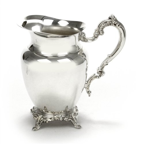 - Du Maurier by Oneida, Silverplate Water Pitcher