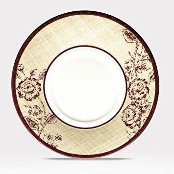 - Noritake Tapestry Rose Saucer