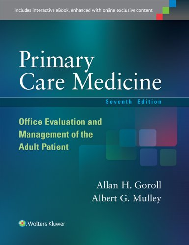 Primary Care Medicine: Office Evaluation and Management of the Adult Patient (Primary Care Medicine  - http://medicalbooks.filipinodoctors.org