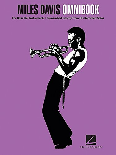 Download Miles Davis Omnibook For Bass Clef Instruments ebook