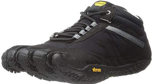 Vibram Men's Trek Ascent Insulated-M Sneaker, Black, 45.0 D EU (11-11.5 US)