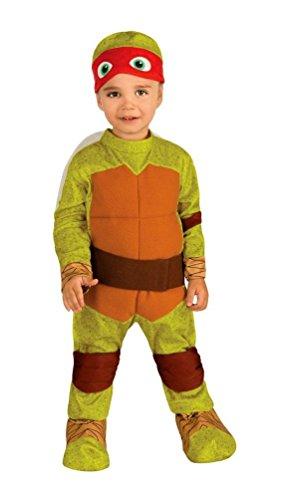 Ninja Turtle Raphael Baby
