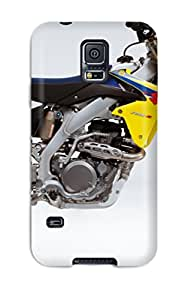 Best Cute Tpu 2009 Suzuki Rm Z450 Motocross Case Cover For Galaxy S5