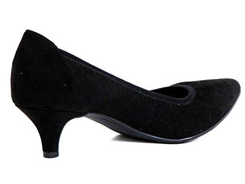 Marco Tozzi Femmes Escarpîns noir, (black) 2-2-22422-26-001