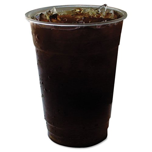 ECOEPCC16GSPK - ECO-PRODUCTS,INC. GreenStripe Renewable Resource Compostable Cold Drink Cups
