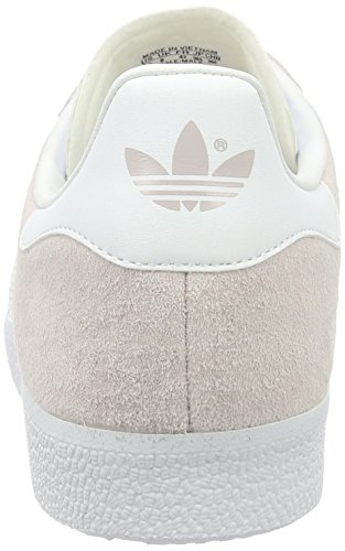 adidas Unisex-Erwachsene Gazelle Low-Top Rosa (Icepur / White / Goldmt )