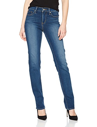 Levi's Straight 314 Vaqueros Shaker Mujer 0054 Shaping Azul Maker rqrEnBz7vW