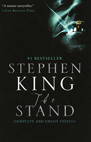 Book cover for The Stand