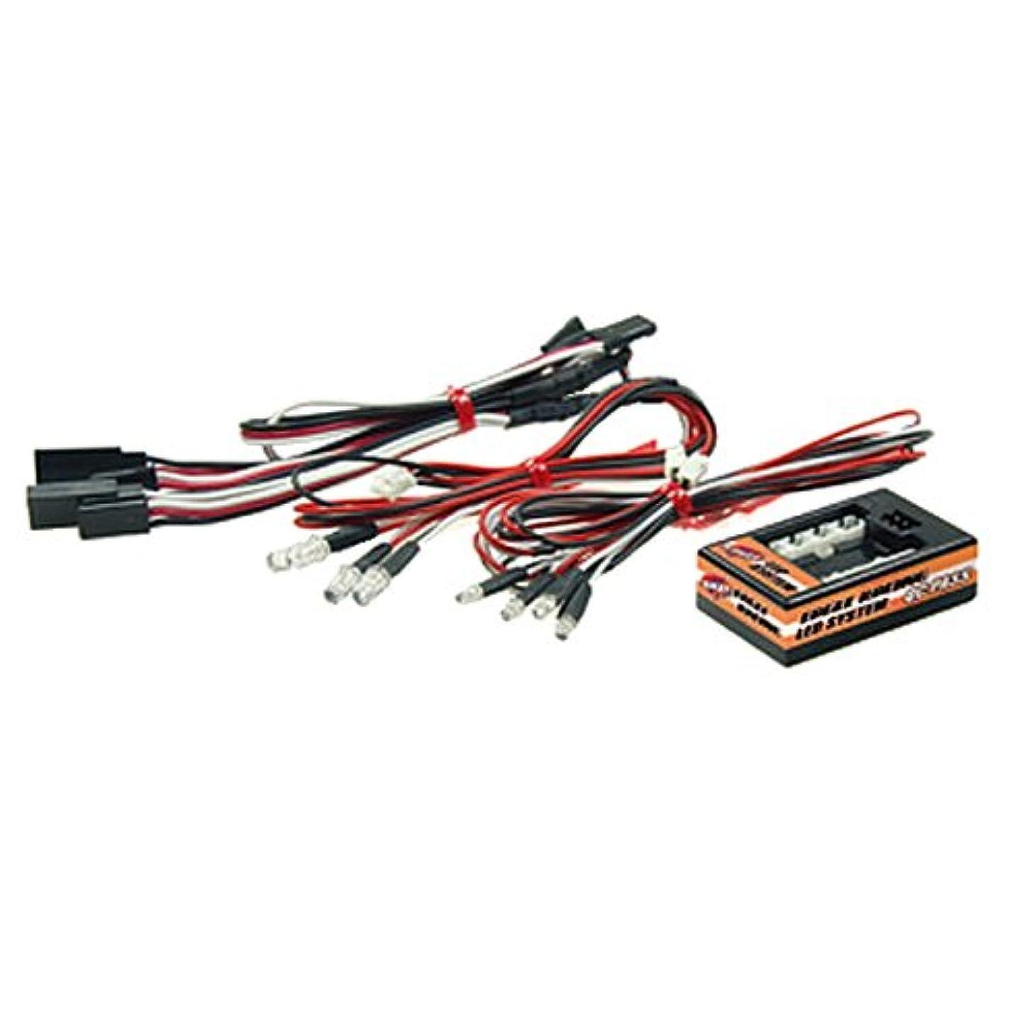 消化器ワンダー破滅的な京商 LEDライトユニット クリア&レッド (MINI-Z Sports用) ラジコン用パーツ MZW429R