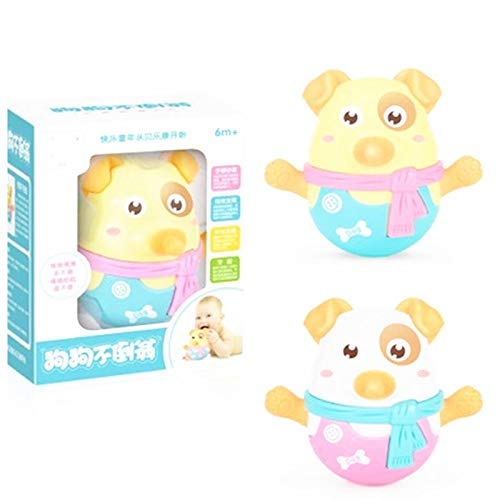 (Tumbler Doll Baby Toys 3 Months With Shaking Nod Function Swe Learning Education Toys Gifts - Learning & Education Developmental Toys - 1X TTS Current Voltage Meter Detector)
