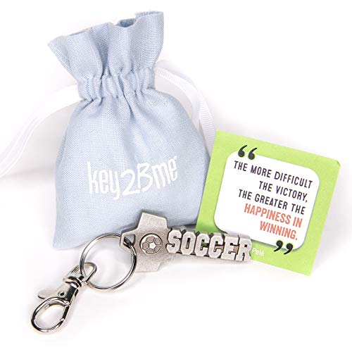 Top soccer keychains for women for 2019