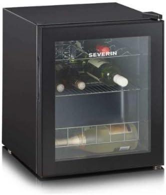 Severin KS 9889 Vinoteca, 46 L, Clasificación Energética A, Negro ...