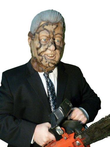 Bubba Clinton Latex Mask (Best Halloween Costumes Celebrities 2017)