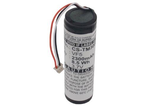Battery for TomTom Go 300 400 500 530 530T 510 510T 600 710 910