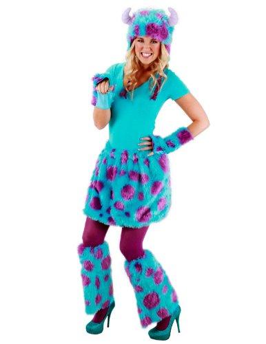 elope Disney's Monsters University Sulley Deluxe Costume Kit