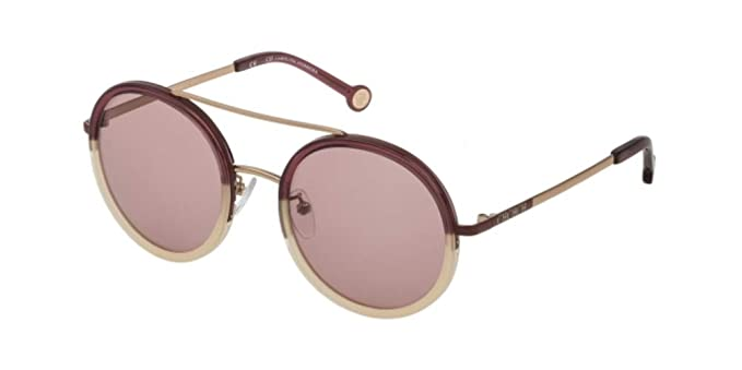 Carolina Herrera SHE121 SHINY CAMEL (08MD) - Gafas de sol ...