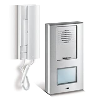 Bitron Video T-Line 2-Draht Audio Türsprechkit, AV1860/11: Amazon.de ...
