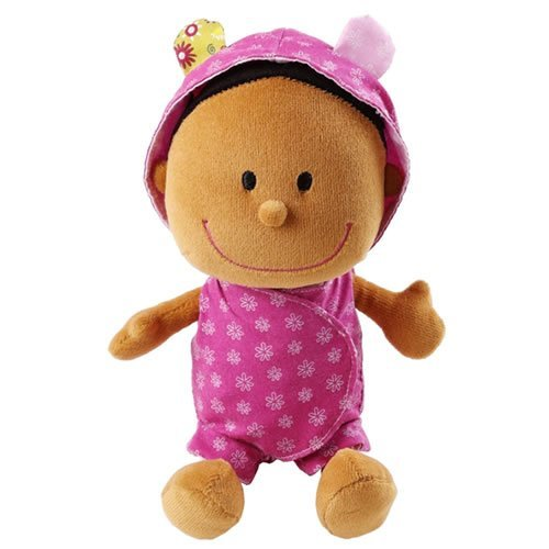 ef09d1f647d62 Lilliputiens Baby Zoe Plush Toy (Multi-Color)  Amazon.co.uk  Toys   Games
