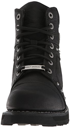 Black Boot Women's Motorcycle Oakleigh Davidson Harley 7XBfqf
