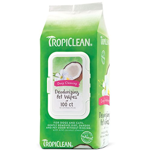 quick bath wipes for cats - 6