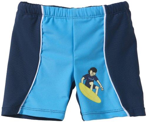 Playshoes Baby - Jungen Schwimmbekleidung 461005, Gr. 86/92 (86/92), Blau (marine/hellblau)