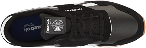 Harman White Men's Sneaker Classic Gum Run Black Reebok 6SREqw