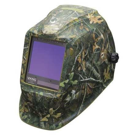 - Lincoln Electric VIKING 3350 White Tail Camo Welding Helmet with 4C Lens Technology - K4412-3
