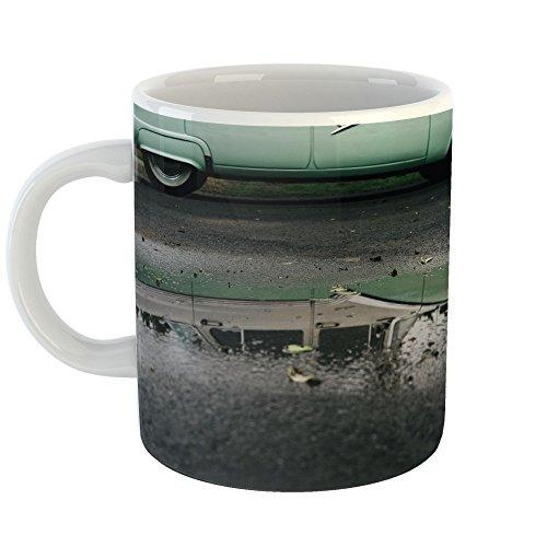 Westlake Art - Coffee Cup Mug - Car Reflection - Home Office Birthday Present Gift - 11oz (f30 97a)