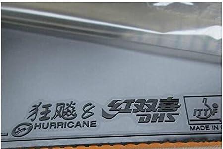 DHS Hurricane 8 Mid hard 2.2 sponge