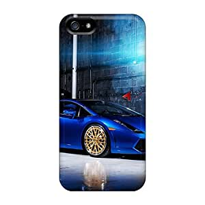 pragmatic For SamSung Galaxy S4 Phone Case Cover - Eco-friendly Retail Packaging(adv1 Wheels Lamborghini Gallardo)