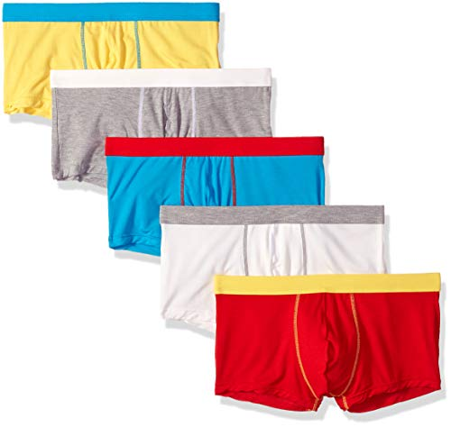 Astarin Mens Modal Colored Low Rise Trunks