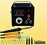 110V 150W Pyrography Machine Gourd Wood Pyrography Crafts + pens + heads full set