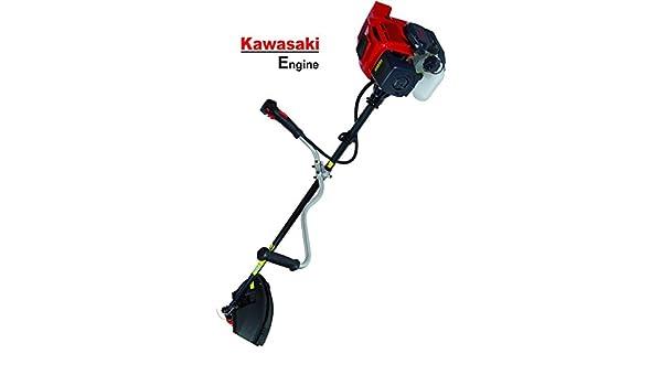 Kawasaki - 4455015 tj-53e / desbrozadoras, manillar: Amazon.es ...
