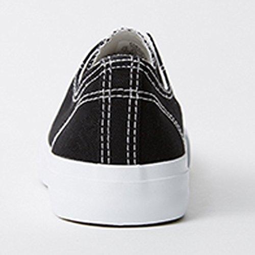 uomo basse tela Nuove di Black Black Scarpe scarpe stile da scarpe Espadrillas Color YaNanHome Size da da stile in casual scarpe coreano uomo uomo basse 36 scarpe XnUOq8C0