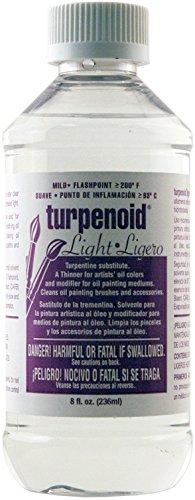 (Weber Turpenoid Light 8oz)