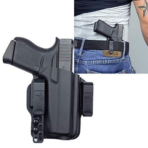 Bravo Concealment: Glock 43 IWB Torsion Gun Holster