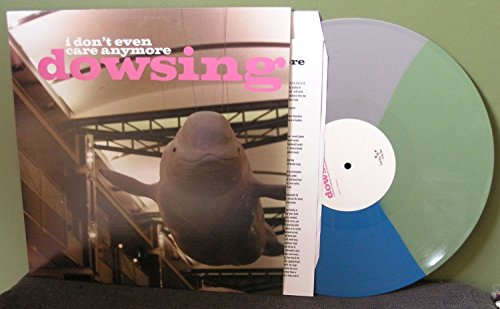 I Don't Even Care Anymore LP (Tri-Color Olive/Blue/Grey) (Limited to /395 copies)