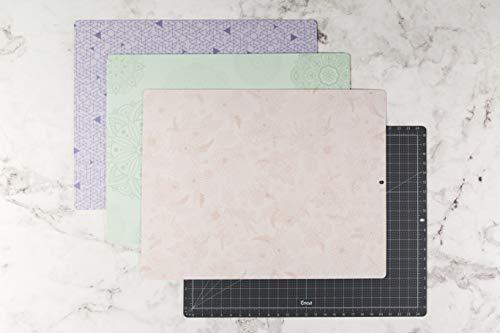 Cricut 2004712 18 x 24 Deco Self Healing Mat Mint 18x24-Inches