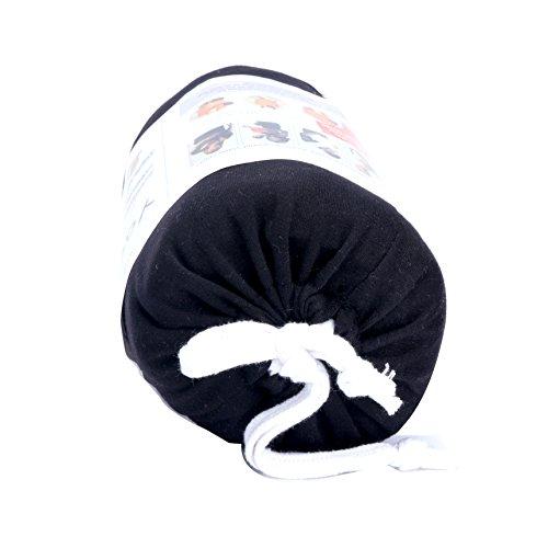 Yaekoo Baby Wrap Carrier | Soft Baby Carrier | Baby Sling Carrier | Postpartum Belt | Nursing Cover | Best Baby Shower Gift-length 5M